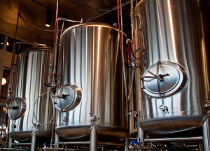 Thr3e Wise Men Brewery Vats